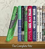 The Complete Pete: The First eBookshelf - all 8 books - Pete Sortwell 2012/13 (English Edition)