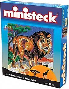 Ministeck - Mosaico con Rejilla (31899) Importado