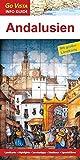 Andalusien: Reiseführer mit extra Landkarte [Reihe Go Vista] (Go Vista Info Guide)