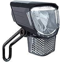 Büchel LED-Frontscheinwerfer Tour, 45 Lux, mit/ohne Standlicht, StVZO zugelassen, schwarz, 51251511/51251531