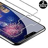 FUMUM Verre Trempé Huawei Mate 20 Lite Vitre, Résistant aux Rayures Mate 20 Lite Film Protection Ecran pour Huawei Mate 20 Lite[Anti-Empreintes] (Huawei Mate 20 Lite)