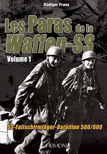 Les Paras De La Waffen-ss par Franz Rudiger