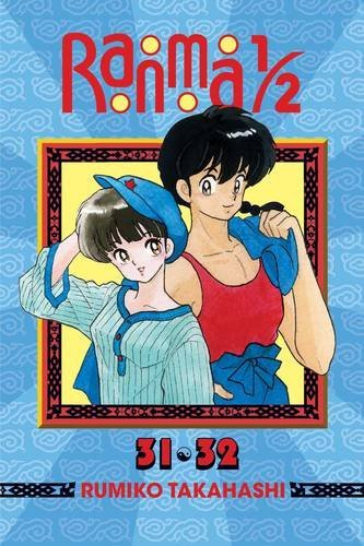 Ranma 1/2 (2-in-1 Edition) Volume 16: 31-32