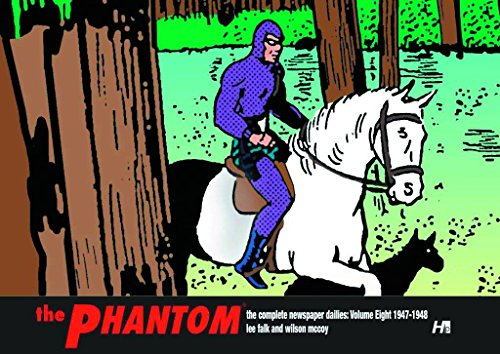 The Phantom: The Complete Newspaper Dailies Volume 8 (1947-1948)