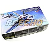 RCECHO® Hasegawa Figure & Anime 1/72 VF25F/S Messiah Macross Frontier 24 65724 H6524 with RCECHO® Full Version Apps Edition