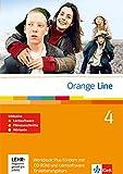 Orange Line / Teil 4: (4. Lernjahr) Erweiterungskurs: Workbook Plus Fördern mit CD-ROM und Lernsoftware