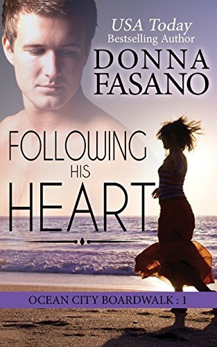 Following His Heart (Ocean City Boardwalk Series, Book 1) (Volume 1) by Donna Fasano (2014-12-09)