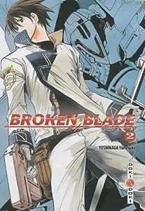 Broken Blade Edition simple Tome 2