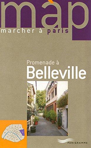 MAP promenade à Belleville
