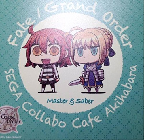 fate-grand-order-fgo-sega-collaboration-cafe-3rd-big-coaster-gudako-altria-saber-riyo