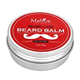 Cocohot New Beard Balsam Leave-in Conditioner Alle Natürliche Vegan Freundliche Organische Öle und Butter Rasierschaum