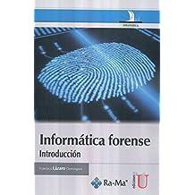 Informatica forense, introduccion