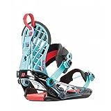 K2 Snowboardbindung Cinch Cts, Blau /Schwarz/ Rot, L, 1141013.1.5