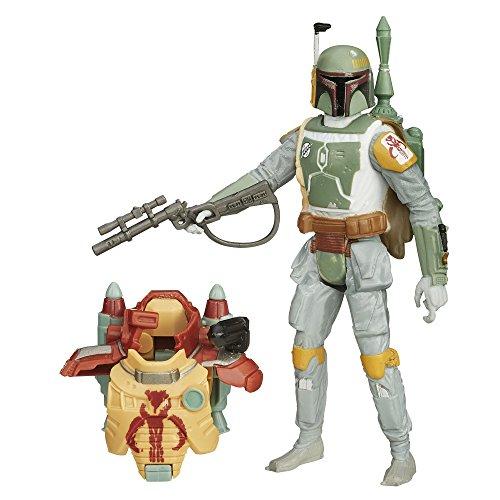 Star Wars The Empire Strikes Back 3.75-inch Figur Desert Mission Armor Boba Fett