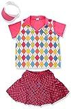 I Love Fancy Dress ilfd4526X S–Disfraces de Golfista (XS)