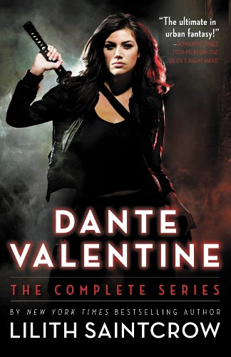 Dante Valentine: The Complete Series (English Edition)