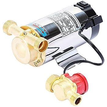 BuoQua 90W Pompa Pressione Casa Acqua Automatica 220V Booster Pompa Acqua Alta Pressione Per Doccia E Giardino