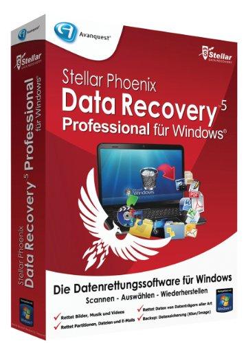 Data Recovery 5 Pro für Windows