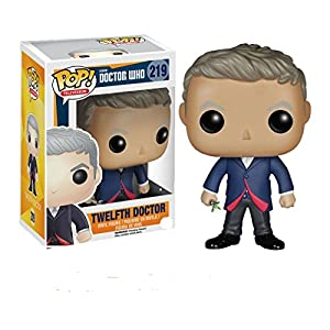 Funko POP Vinyl Doctor Who 12th Doctor 4630