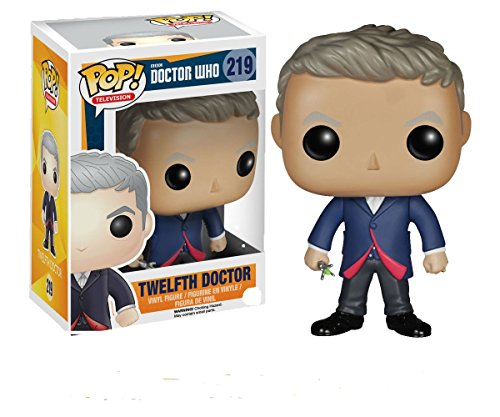 Funko - POP TV - Doctor Who - Dr. #12