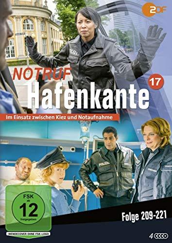Notruf Hafenkante 17 (Folge 209-221) [4 DVDs]
