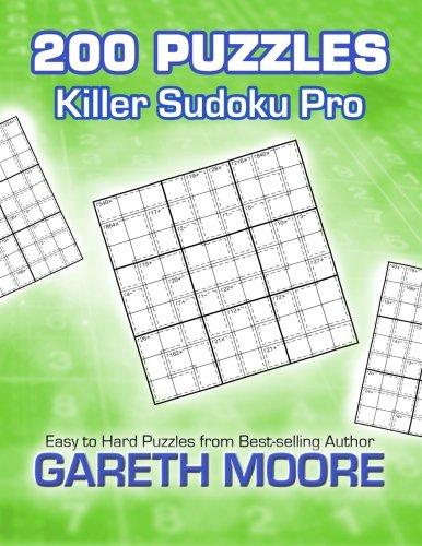 Killer Sudoku Pro: 200 Puzzles