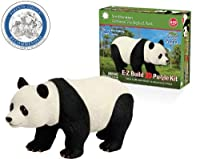 Smithsonian E-Z Build Puzzle - Giant Panda by E-Z Build 3D Puzzle Kit