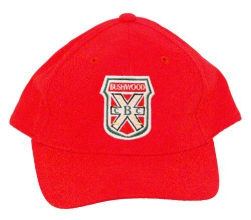 Caddyshack Bushwood Country Club Red Baseball Cap (Caddyshack Hat)