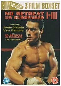 No Retreat, No Surrender 1-3 [DVD]