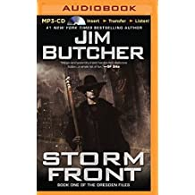 Storm Front (The Dresden Files, Band 1)