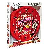 Dmm2-9008 - Minnie Mouse Wanduhr hergestellt von Disney