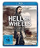 Hell On Wheels - Staffel 4 [Blu-ray]