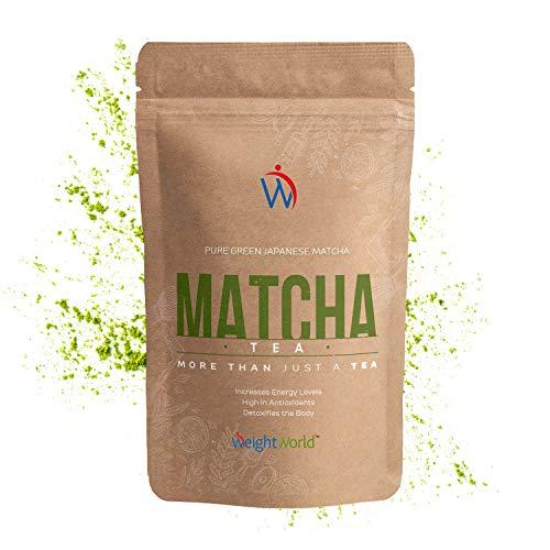 Matcha Tea in Polvere - Tè Verde Matcha Puro Premium 50gr Polvere - Integratore Energia e Detox Naturale - The Matcha Giapponese...