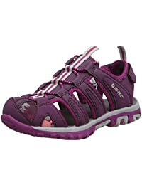 Hi-Tec Girls' Cove CHG Hiking Sandals