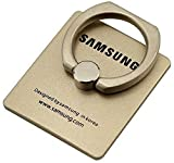 360 Rotating Mobile Phone Holder Ring For Samsung Galaxy C9 Pro-Gold