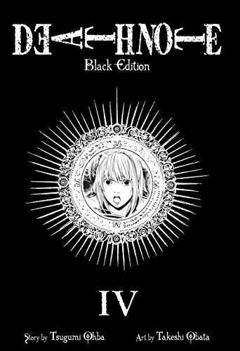 Preisvergleich Produktbild DEATH NOTE BLACK ED TP VOL 04 (C: 1-0-1)