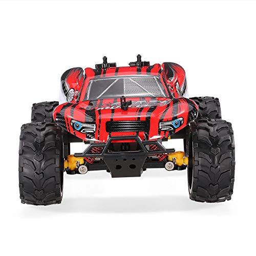 RC Auto kaufen Truggy Bild 4: Ferngesteuertes Auto, 1:16 Skala 2WD RC Auto Off Road Buggy, 2.4 Ghz Radio Control Geländewagen Spielzeug Fahrzeug für Kinder Erwachsene im Drinnen und draußen*