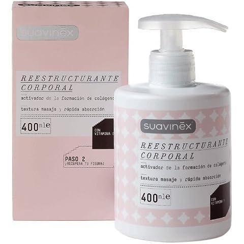 Suavinex - 3159890 - Crema Reestructurante Corporal Suavinex 400 ml