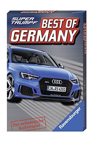 Ravensburger 20337 Kartenspiel of Germany Supertrumpf