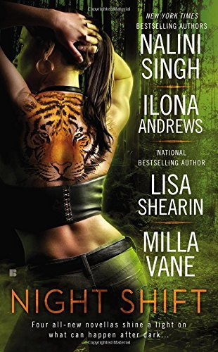 Night Shift: Written by Nalini Singh, 2015 Edition, Publisher: Berkley Publishing Corporation,U.S. [Mass Market Paperback]