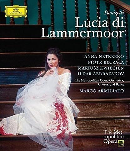 Donizetti Lucia - Lucia Di Lammermoor [Blu-ray] [Import