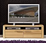 Stella Trading TV-Element Kernbuche Teilmassiv, buche, Braun, 45 x 130 x 40 cm