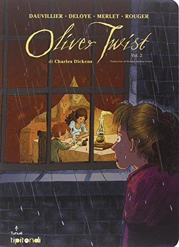 Oliver Twist: 2 di Loïc Dauvillier