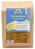 Erdschwalbe Bio Süsslupinenmehl - garantiert glutenfrei aus Frankreich - Veganes Eiweißpulver - 1 Kg