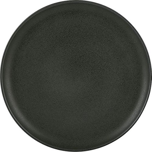 Rustico C31660 Carbon Pizza Plate, 31 cm (Pack of 6)