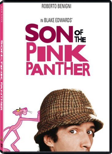 Son of the Pink Panther by Roberto Benigni