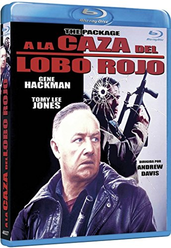 A La Caza Del Lobo Rojo BD [Blu-ray] 51ggFsogQuL
