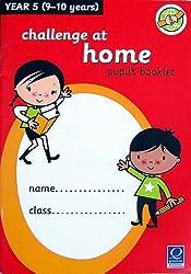 Challenge at Home: Pupil's Booklet by Lorrae Jaderberg (2005-09-01)