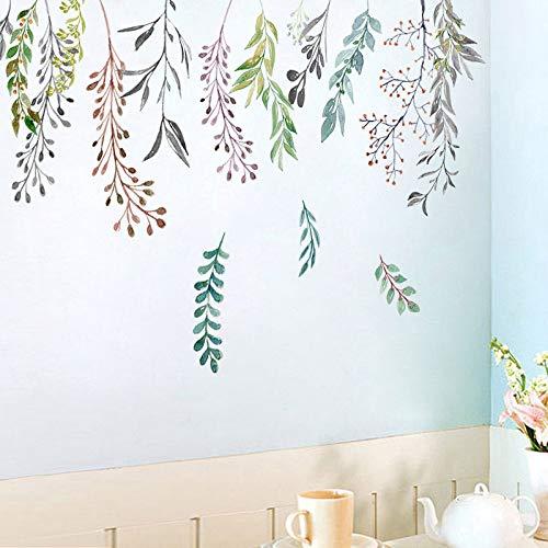 Schlafzimmer Parlor Wandaufkleber Kleine Frische Korridor Ornament Zimmer Bettwäsche Wandklebende Tapete Wasserdicht Ungiftig Selbstklebend60 * 90 Cm - Bettwäsche Staub