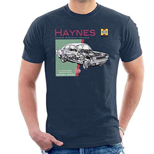 Vauxhall Viva Haynes T-shirt for Men